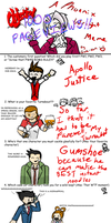 OBJECTION Phoenix Wright meme by MeiRenee