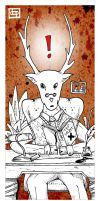 Deer Diary by danevilparker