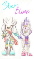 Silver and Blaze BOOM (ipotesi) by Amely14128