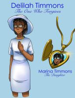 Delilah Timmons: The Forgiving Parent by EverStarcatcher