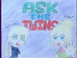 Ask the Twins by MintFrost12