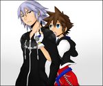:SoRiku: This Memories are all Mine by TemmieVega1999