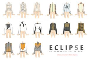 ECLIP5E Outerwear Collection 2012 by rednotion