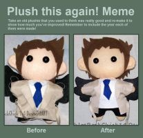 Plush This Again Meme by ChloeRockChick14