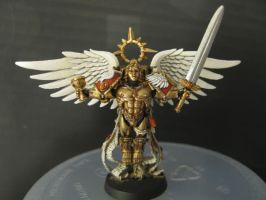 Completed Sanguinor by CurseReaper