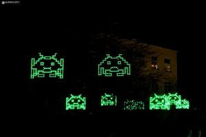 Space Invaders by Attila-Le-Ain