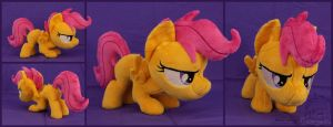 Scoot, Scootaloo! by Zis-Zas