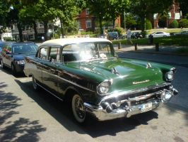 Chevrolet Bel Air [1957] by someoneabletofindana