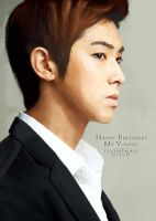 MY YUNHO HAPPY BIRTHDAY by Jaimemin