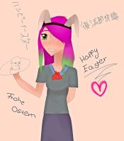 Happy Easter...~ (colored) by Ritsu-Usami