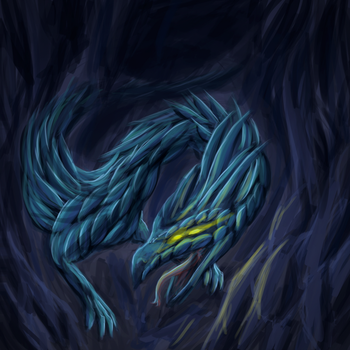 Abyssal Depths by cynderplayer