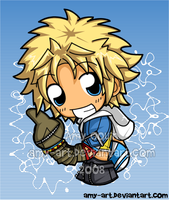 Tidus - Final Fantasy 10 by amy-art