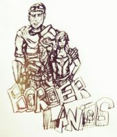 .:Borderlands:. by DancingWithDreams