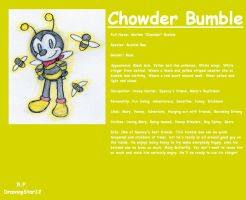 Chowder Info by DrawingStar12