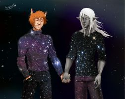 We are - space by Dallamar