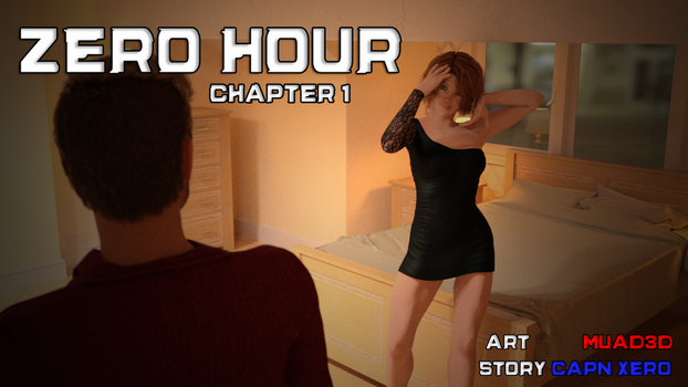 Zero Hour - Chapter 1 by Muad3D