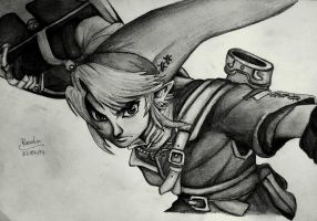 Link Twilight Princess by Raaakim