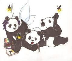 Panda by BrowncoatFiction