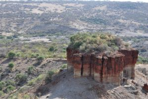 olduvai gorge by jynto