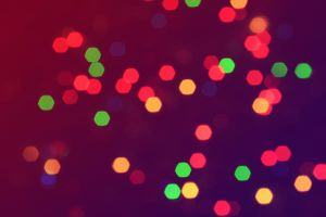 Colorful bokeh 1 by asphyxiate-Stock