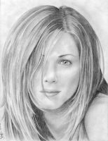 Jennifer Aniston by jambaj0e