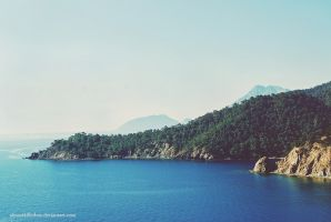 The Lycian Way by almostkilledme