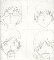 The Beatles, My Style by CaptainStonebelly