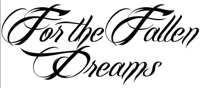 For the Fallen Dreams by SD-Designs