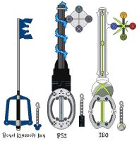 keyblade 13 by suburbbum