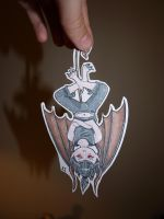 Paper Demon Child by ziiin