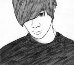 Taemin (Quick Sketch) by Luna-Rox