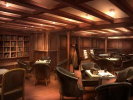 library by novtilus