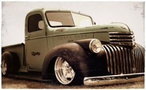 1940's Chevy by FrancesColt