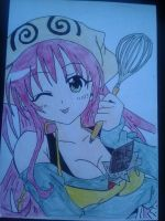 To Love ru by YoshiChampiVerde