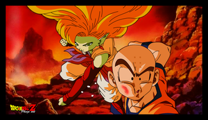 ZANGIA VS KRILLIN by PhazeN1