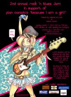 Rock n' Blues Jam no.2 by PinkPigtails