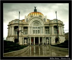 bellas artes by Snochen-Sturm