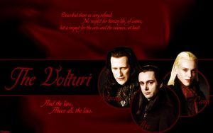 The Volturi by Wincsi