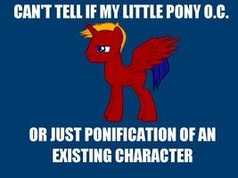 Not sure if Filly J. Fry, by Charleston-and-Itchy
