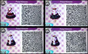Animal Crossing _ Japanese Dress by WhiteSpiritWolf