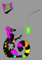 Pickle: Glowstick Lure by CuriousCreatures