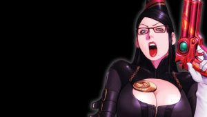 Bayonetta PSP Wallpaper 6 by SulphurFeast