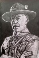 Robert Baden-powell by Jon-Wyatt