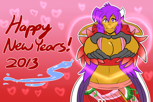 Chinese New Year 2013 by DYW14