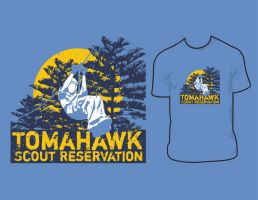 Tomahawk Scout Reservation by bobby-baboon
