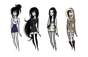 Marcelines by J0801