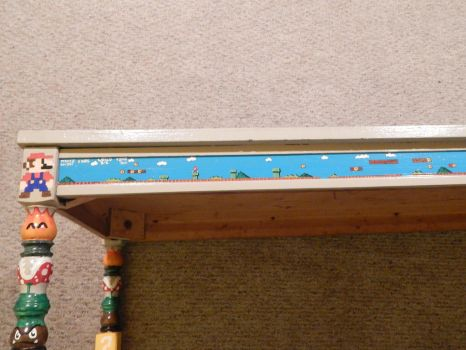 Nintendo Controller Table Side 1 by x3KHloverx3