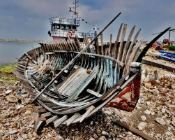 death of a boat by hakan196716