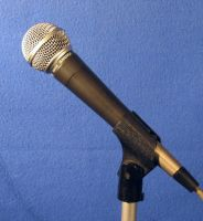 Shure SM58 Microphone by uncledave