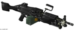 m249 SAW by the-maker